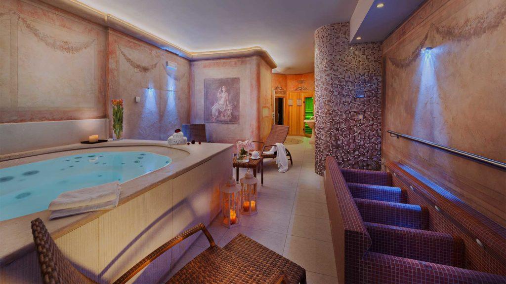 Paradise Spa Centro Benessere Verona Hotel Mastino